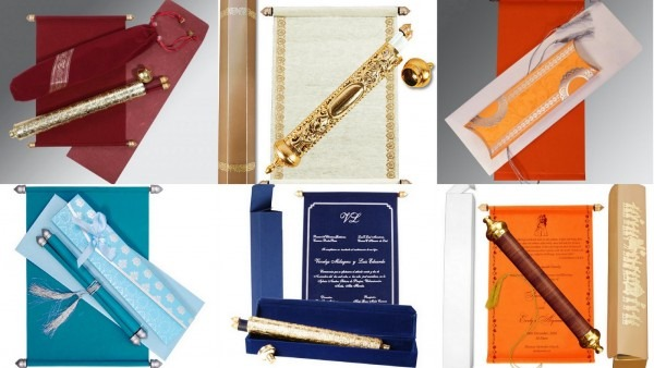 Give Your Wedding A Majestic Look With Royal Scroll Wedding