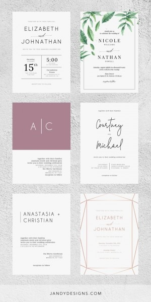 29+ Marvelous Picture Of Free Rustic Wedding Invitation Templates