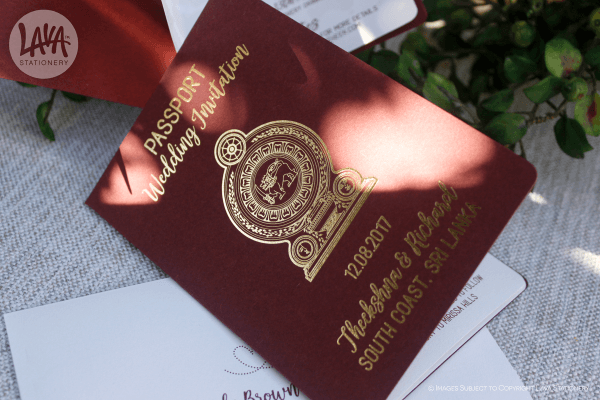 What Information Should I Include In My Destination Passport