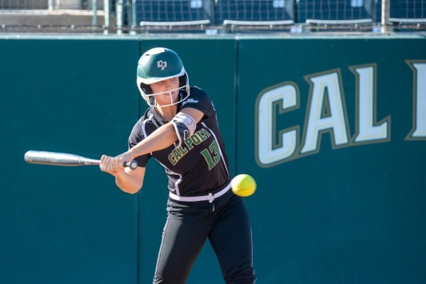 Cal Poly Softball Extends Winless Drought To Seven Games