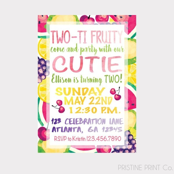 Two Ti Fruity