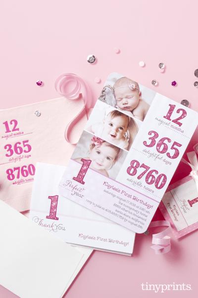 Make Choosing Birthday Party Invitations Easy By Using Tiny Prints