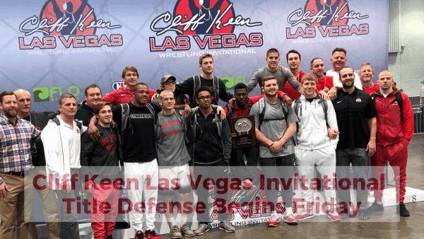 Cliff Keen Las Vegas Invitational Primer Video – Ohio State Buckeyes