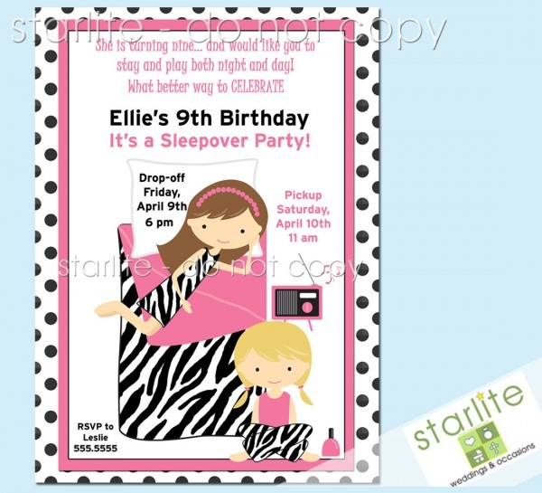 Birthday Invitation Wording Ideas — Birthday Invitation Examples