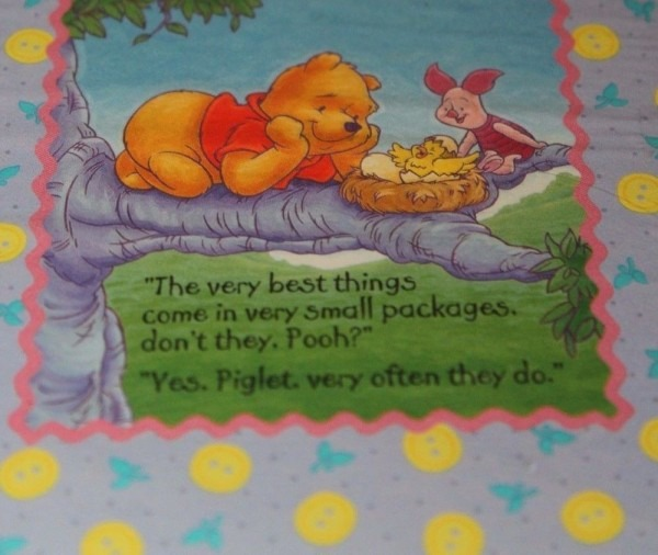Details About Winnie The Pooh Baby Shower Invitations Disney 8 Pk