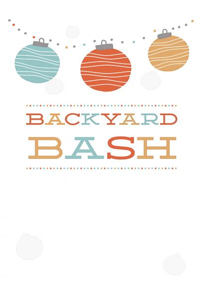 Backyard Bash