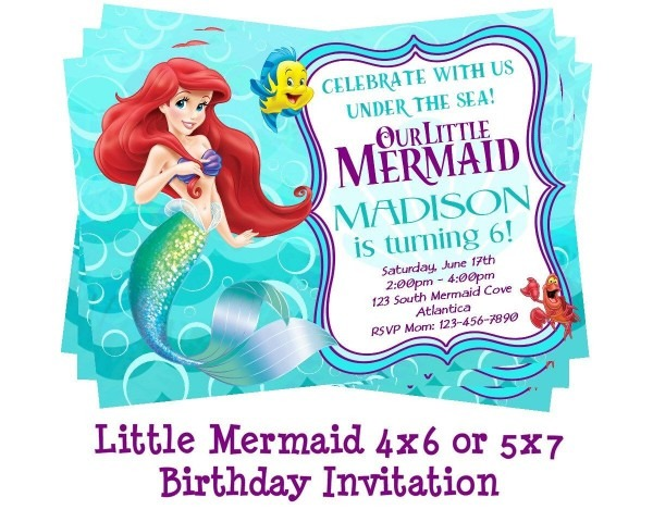 Pin By Jess Castro On Little Mermaid Party