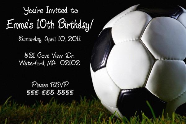 Printable Birthday Invitations Teenage Boys