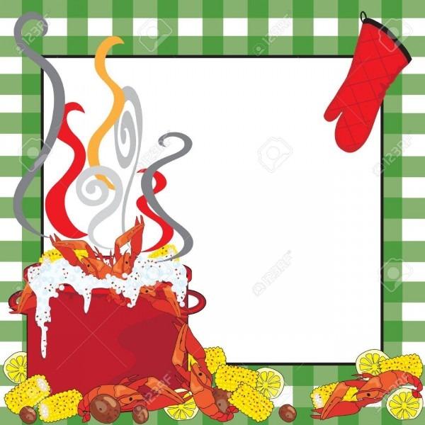 Crawfish Boil Invitation Royalty Free Cliparts, Vectors, And Stock