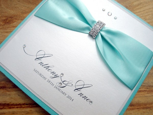 Tiffany Blue Wedding Invitations Different Concept 18 On
