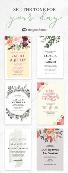 Wedding Invitations Do More Than Invite And Inform Guests—they