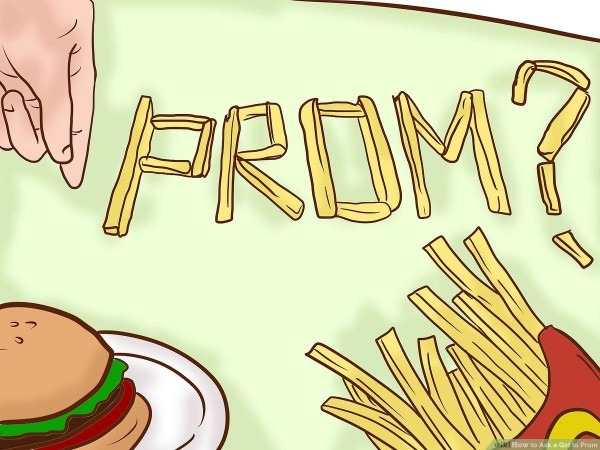 4 Ways To Ask A Girl To Prom