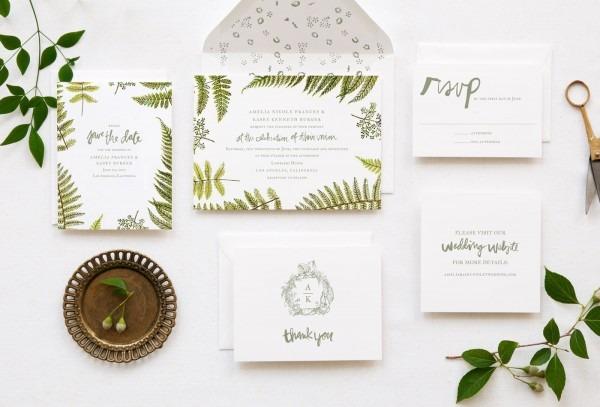 Fabulous Wedding Invitations And Stationery Impressive Wedding