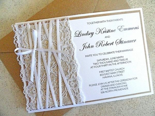 Awesome Where To Make Wedding Invitations How To Make Wedding