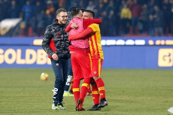 Benevento Gets Its 1st Serie A Win In 19th Round