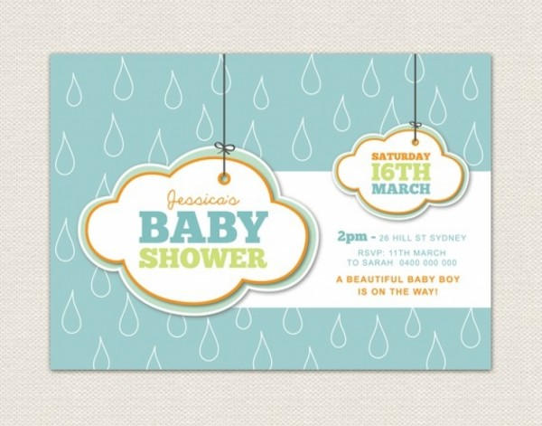 Baby Shower Email Invitations Baby Shower Email Invitations As