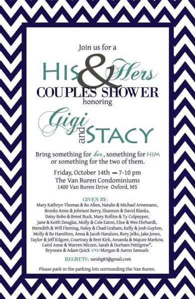 Image Result For Jack And Jill Shower Invitation Wording