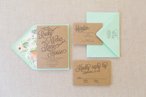 Best Etsy Wedding Invitations