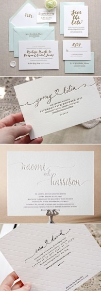 Incredible Wedding Invitation Stationery 17 Best Images About