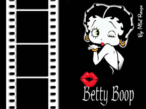 Betty Boop Free Printable Cards Or Invitations