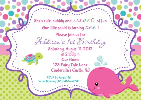 Birthday Invitations – Happy Holidays!