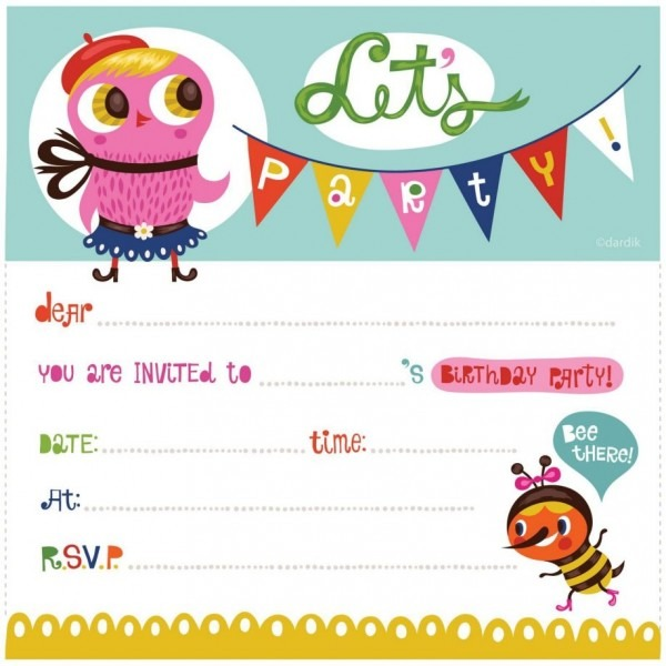 Birthday Card Formats And 1st Invitation Format In English With