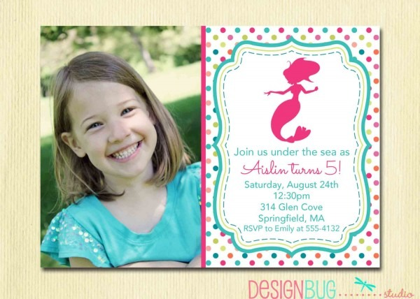 5th Birthday Invitation Wording Lovely 5 Year Old Template Example
