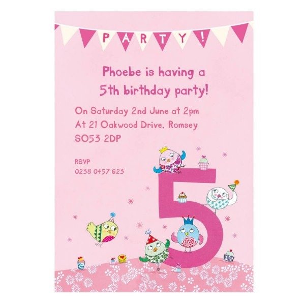 Birthday Party Invitation Wording For 10 Year Old With 50th