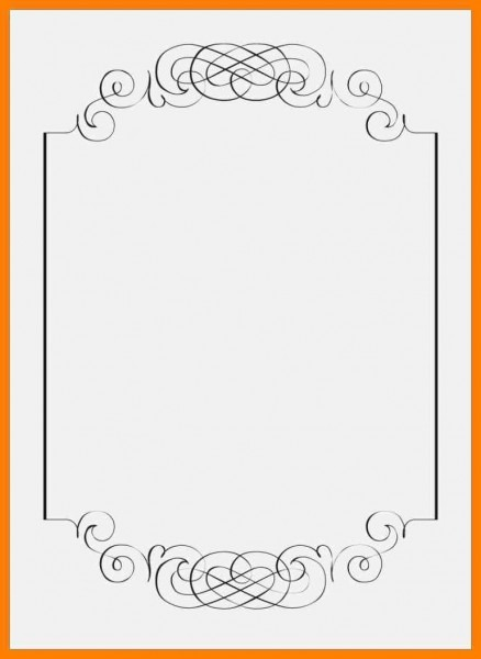12+ Black And White Invitations Templates