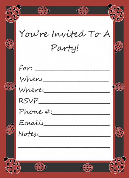 Blank Invitations Templates As Well Wedding Free Download With