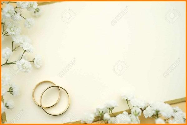 Blank Wedding Invitations Templates From Websolutionvilla For A