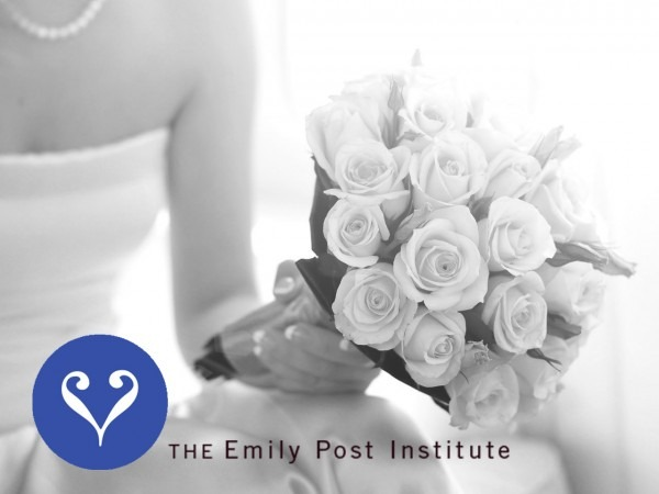 Wedding Etiquette For Professionals Training From The Emily Post