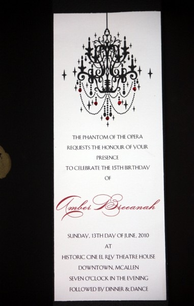 Marriam Estrada (duedah13) On Best Party Invitation Collection