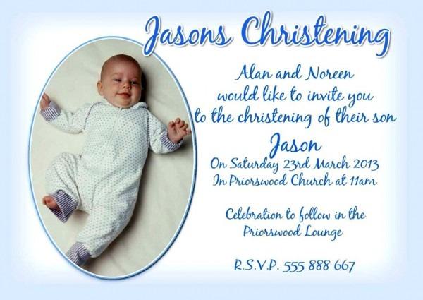 Cheap Christening Invitations Baptism Websolutionvilla Com