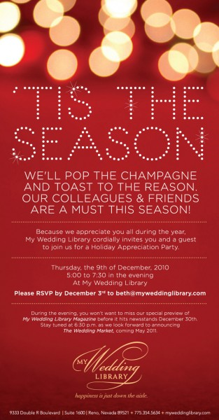 Christmas Party Invitation Email – Fun For Christmas & Halloween