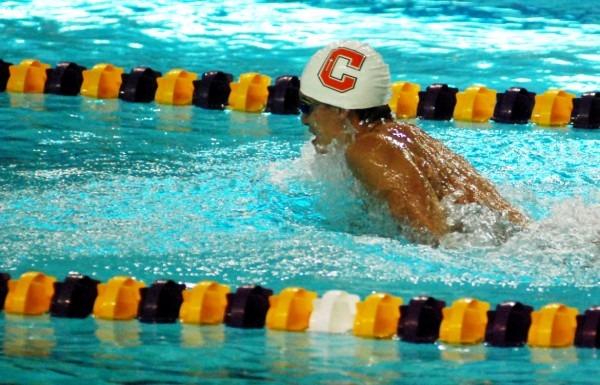 Chs Swim Team Takes Gulf Coast Classic On The Road