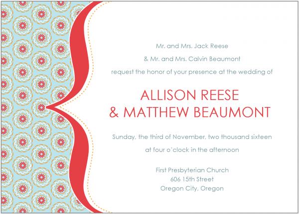 Best Casual Wedding Invitations