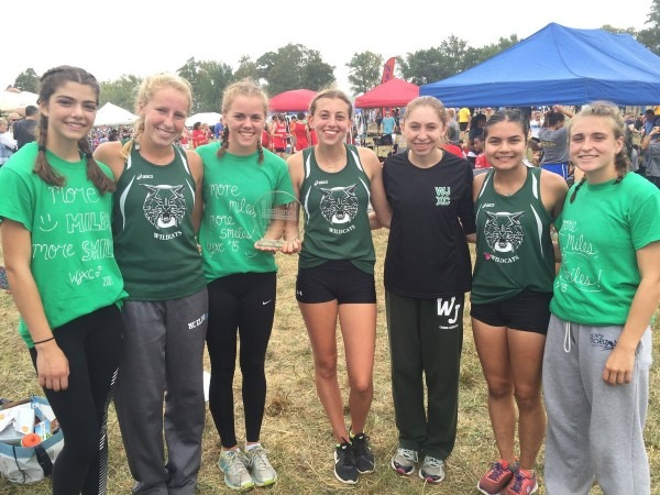 Wj Athletics On Twitter   Wj Girls Xc Places 3rd At The