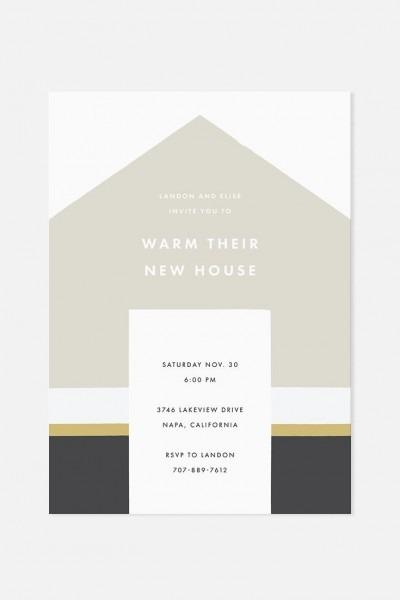 Home Invitation