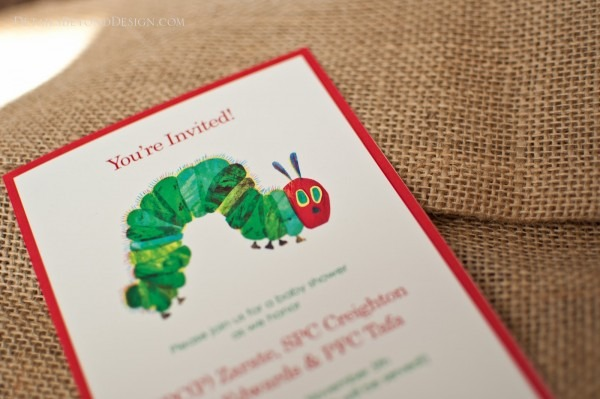 Details Beyond Design By Lauren  Very Hungry Caterpillar Baby