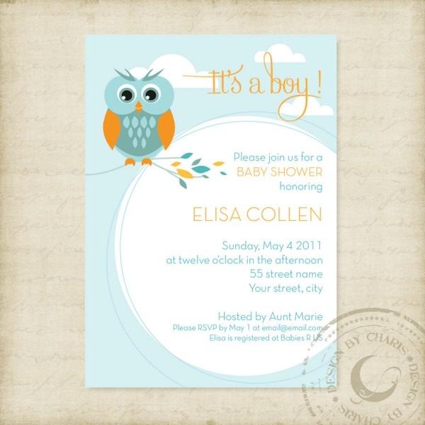 Design Free Printable Nautical Baby Shower Invitations Nautical