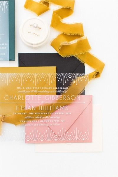 Wedding Invitation Trends For 2020 Brides By Basic Invite