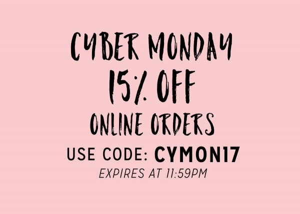 Citlali Creativo On Twitter   How About A Small Cyber Monday Sale