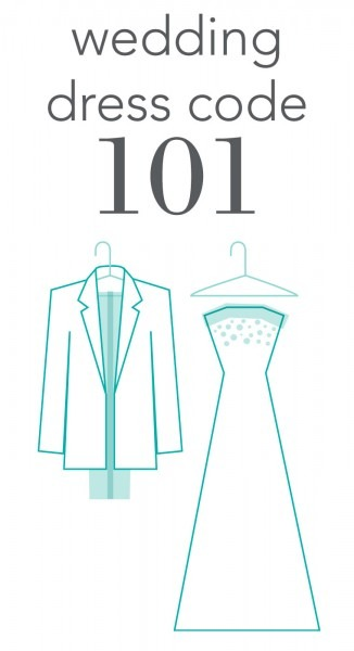 Dress Code For Wedding Invitation From Ildestudio And Get Inspired