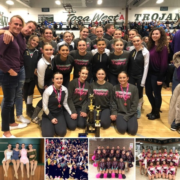 Ashwaubenon Dance On Twitter   Wauwatosa West Dance Invite