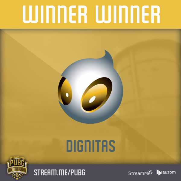 Auzom On Twitter   Well Done @teamdignitas For Taking Home The Win