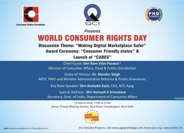 Safe Medicines India On Twitter   Invitation To World Consumer