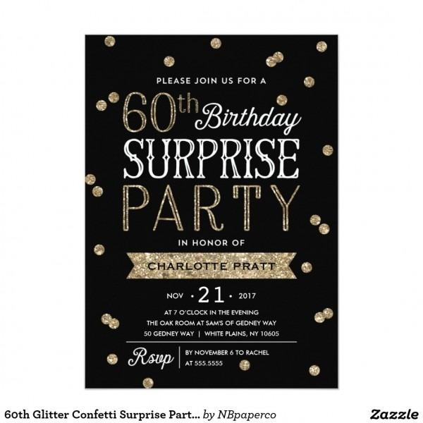 94+ 60th Birthday Invitations In Spanish