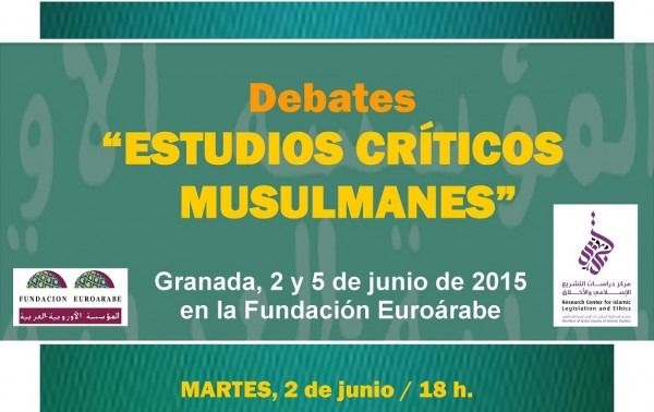 "Invitation To ""critical Thinking In Islamic Studies"" Events In"