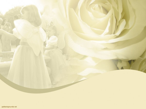 Fairy Wedding Backgrounds For Powerpoint